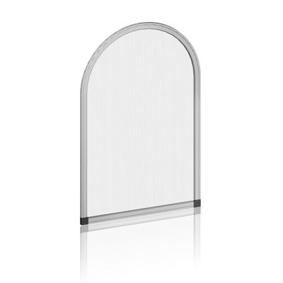 Arched frame